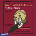 Cover Hörbuch: Andrea C. Busch, Almuth Heuner: Mord im Weinkeller. Fruchtiger Abgang