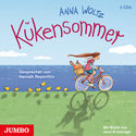 Cover Hörbuch: Anna Woltz: Kükensommer