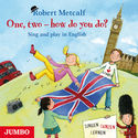 Cover Liederalbum: Robert Metcalf: One, two - how do you do?