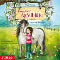 Cover Hörbuch: Pippa Young: Ponyhof Apfelblüte. Lena und Samson