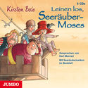 Cover H�rbuch: Kirsten Boie: Leinen los, Seer�ubermoses