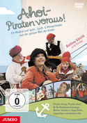 Cover DVD: Bettina Göschl: Ahoi - Piraten voraus!