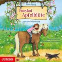 Cover Hörbuch: Pippa Young: Ponyhof Apfelblüte. Lotte und Goldstück