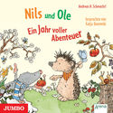 Cover Hörbuch: Andreas H. Schmachtl: Nils und Ole