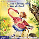 Cover H�rbuch: Lewis Carroll: Alice's Adventures in Wonderland