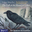 Cover H�rbuch: Edgar Allan Poe: The Fall of the House of Usher & The Raven