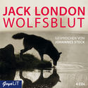 Cover H�rbuch: Jack London: Wolfsblut