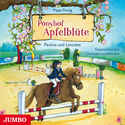 Cover Hörbuch: Pippa Young: Ponyhof Apfelblüte. Paulina und Lancelot