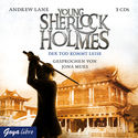 Cover H�rbuch: Andrew Lane: Young Sherlock Holmes 5. Der Tod kommt leise