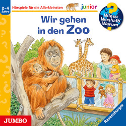 wieso weshalb warum junior wir gehen in den zoo. Black Bedroom Furniture Sets. Home Design Ideas