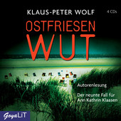 Cover H�rbuch: Klaus-Peter Wolf: Ostfriesenwut