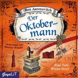 Ben Aaronovitch:Der Oktobermann