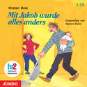 Cover Hörbuch: Kirsten Boie: Mit Jakob wurde alles anders