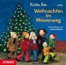 Hörbuch Weihnachten.Kirsten Boie Weihnachten Im Möwenweg