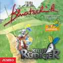 Cover Musik-CD: Bluatschink: Ritter Rüdiger